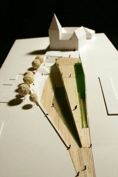 Contemporary Architecture Model