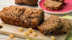 Γλυκό ψωμί ολικής με καρύδα και τζίντζερ | alevri.com