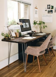 The Workspace Of The Illustrator Julia Manchik