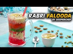 Special Falooda Recipe, very delicious and yummy beverage dessert that is flavored with Red Syrup. Try out this Rabri Falooda Recipe this summer. Falooda Recipe, Cooking Time, Cooking Recipes, Cardamom Powder, Summer Special, Eid Collection, English Food, Beverages, Drinks