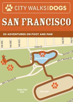 SF pet-friendly attractions and routes