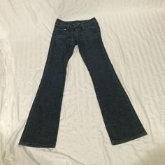 Seven7 flare jeans Seven7 flare jeans, like new; dark wash; 33 inch inseam Seven7 Jeans Flare & Wide Leg