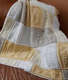 Ravelry: BE STILL blanket pattern by Jody Pyott