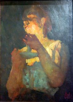 Ludvík Kuba was a Czech impressionist. Initially, he was to become a teacher, however, his interest in painting was stronger. Impressionist, Vip, Culture, History, Painting, Historia, Painting Art, Impressionism, Paintings
