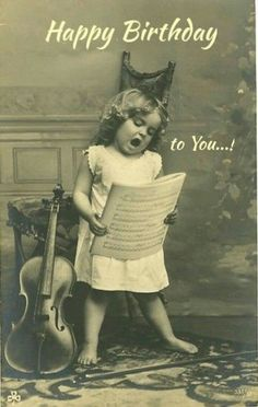 Happy birthday to you! - Happy Birthday Funny - Funny Birthday meme - - Happy birthday to you! The post Happy birthday to you! appeared first on Gag Dad. Images Vintage, Vintage Pictures, Vintage Photographs, Old Pictures, Old Photos, Children Pictures, Music Pictures, Vintage Postcards, Birthday Images