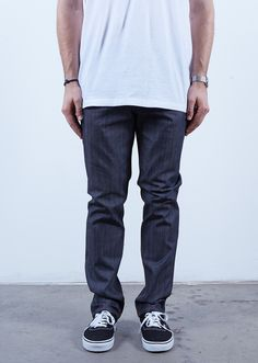 Charcoal Grey | Skinny Fit