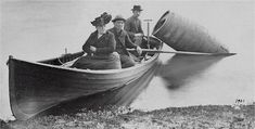 The Victorian Daredevil Dame who threw herself off the Niagara Falls in a Barrel