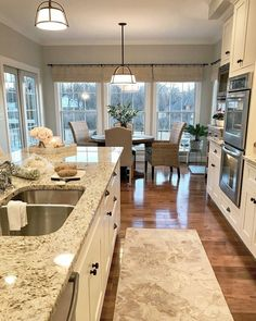 """Grace R on Instagram: """"Let's appreciate this cozy kitchen by @wowilovethat #homedesign#interiordecor#luxury#newhome#lighting#homeinspo#living#cabinetry…"""""""
