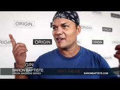 ORIGIN. Interview with Baron Baptiste