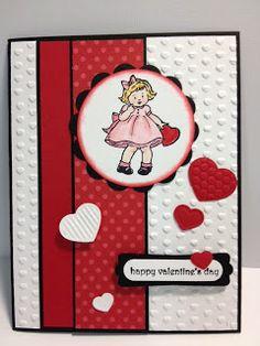My Creative Corner!: A Greeting Card Kids Valentine