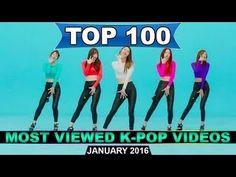 [TOP 100] K-POP MUSIC VIDEOS WITH THE MOST VIEWS [JANUARY 2016] - http://music.tronnixx.com/uncategorized/top-100-k-pop-music-videos-with-the-most-views-january-2016/ - On Amazon: http://www.amazon.com/dp/B015MQEF2K