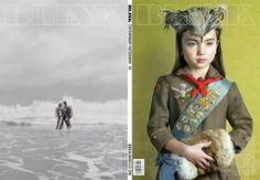 BLINK Magazine Interview via APhotoEditor