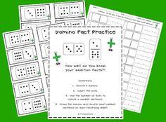 Domino Fact Practice!