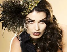 Ladies who wear hats Creative Studio, Creative Director, Creative Design, Beauty Makeup, Hair Makeup, Commercial Ads, You Magazine, New Work, How To Memorize Things