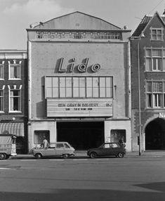 Hier staat nu het kantoor van de Provincie Noord-Holland. In Lido mijn eerste 'boven-de-14' film gezien: The battle of the Bulge.