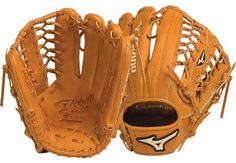 "Mizuno Global Elite Vop Series 12.75"""" Baseball Glove"