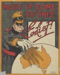 World War, 1914-1918 Recruiting, enlistment, etc, Australia posters (subject heading) | National Library of Australia