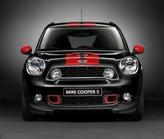 Mini Cooper S Countryman Black HD Mini Cooper S Countryman Black HD