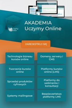 Stworzyłam **Akademię Uczymy Online**, w której koncentruję się głównie na technologii i rozwiązywaniu problemów integracyjnych, możliwie najprostszymi metodami. Jest to mój najnowszy, eksperymentalny projekt, który łączy w sobie bazę wiedzy i helpdesk jednocześnie.  Będę potrzebować testerów, więc jeśli myślisz o kursach online na własnej platformie i masz czas na wakacjach  👉dołącz do grupy studentów Akademii Uczymy Online 🗓start 27 czerwca