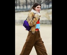 Tommy Ton Shoots the Street-Style Scene at the Fall 2013 Shows