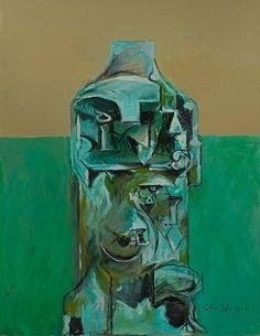 Graham Sutherland - Owl in Tree Form, 1962 Max Beckmann, Edvard Munch, Franz Marc, Wassily Kandinsky, Paul Klee, Karl Schmidt Rottluff, George Grosz, Classic Artwork, Ludwig