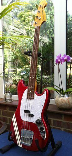 Fender Mustang 2001 MIJ