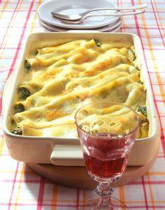 Pasta: Gefüllte Cannelloni: Vegetarisch gut | BRIGITTE.de