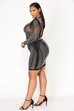 Tabria majors event dresses, plus size dresses, plus size outfits, curvy women fashion Thick Girl Fashion, Curvy Women Fashion, Plus Size Fashion, Curvy Girl Outfits, Sexy Outfits, Sexy Dresses, Nova Dresses, Ivory Dresses, Plus Size Dresses