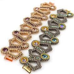 Alchymia Bracelet Bead Weaving Kit - Beads Gone Wild  - 2