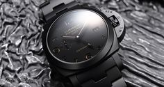 PANERAI  Luminor 1950 3Days GMT Tuttonero / Ref.PAM00438