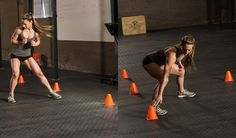 6 Exercises to Improve Agility