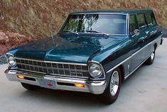 1967 Chevy Nova Wagon