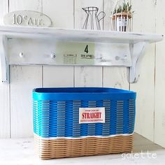 Plastic Laundry Basket, Organization, Instagram, Home Decor, Hampers, Projects To Try, Getting Organized, Organisation, Decoration Home