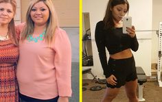 This Woman Ditched Her Unsafe Diet Tricks and Lost Over 80 Pounds