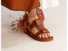 Ecco ECCO Womens shape block sandal 45 Peep Toe Casual Slide