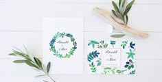 What's your wedding stationery personality? Agapi Designs