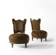 Gattone Chairs by Nigel Coates... love these!