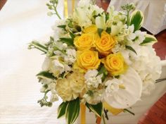 The most beautiful day_ Wedding flower arrangement (5.11)