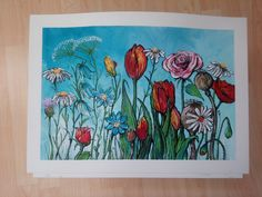 My Works, Painting, Art, Painting Art, Paintings, Kunst, Paint, Draw, Art Education
