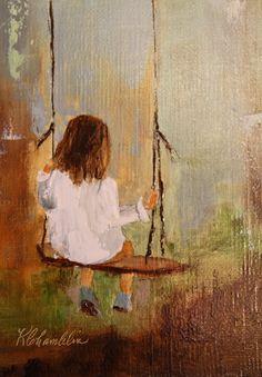 Just Swinging - Karen Chamblin