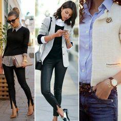 Dicas para você sempre estar elegante com #Zahra  www.zahramodas.com.br