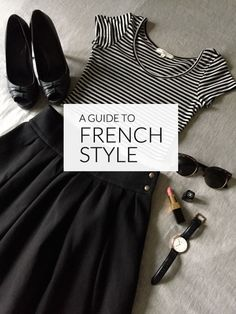 Chic. Free spirited. Feminine. Exude style and grace with these wardrobe essentials that epitomize french style. If you like this post, check out my French Style collection for more cute Parisian-inspired...