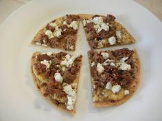 Tortilla Pizza!