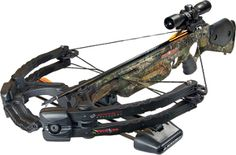 Barnett Quad 400 Crossbow Package w/ Sight