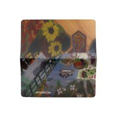 Pas Pour Eve Checkbook Covers by APPLEARTCOM