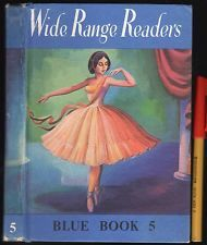 From Tip and Mitten we moved onto Wide Range Readers. I'm beginning to think that my school had had these kicking around for decades!