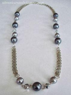 LaBelladiva: DIY Refashioned Jewelry