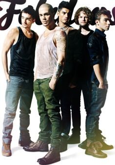 The Wanted my new favorite group.