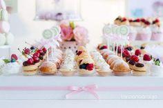 Bella Fiore Decoração de Eventos: Festa Ladurée