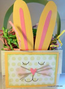 #EasterBasket idea w